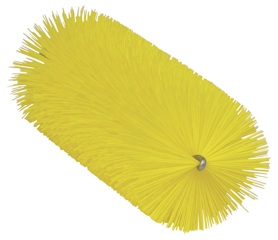 Pharmaceutical Supplies - brushes tube cleaner for flex rod yellow