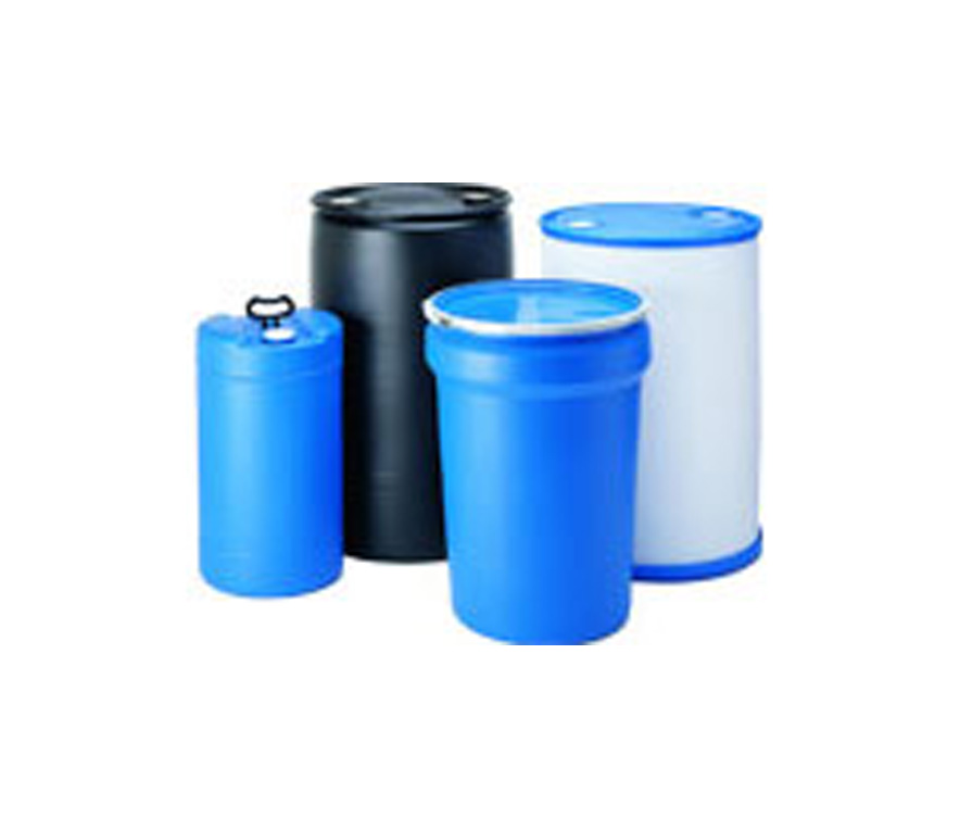 Pharmaceutical Supplies - Plastic Drums