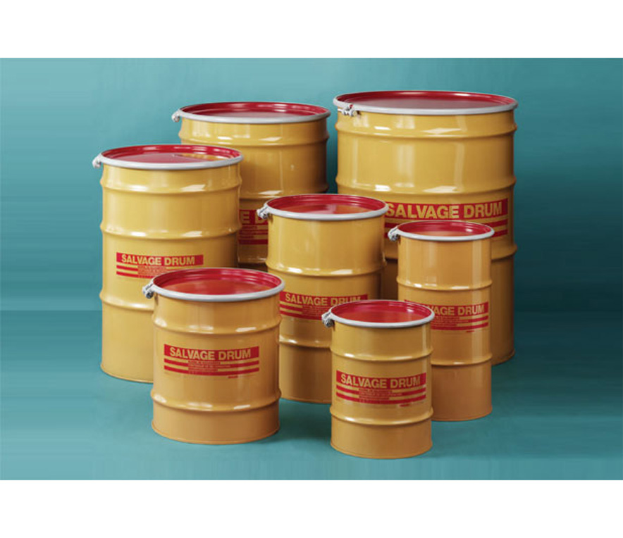 Pharmaceutical Supplies - Salvage Drums