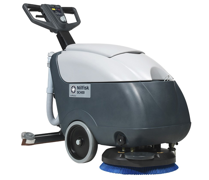 Pharmaceutical Supplies - Floor Cleaning Scrubber Dryers SC400