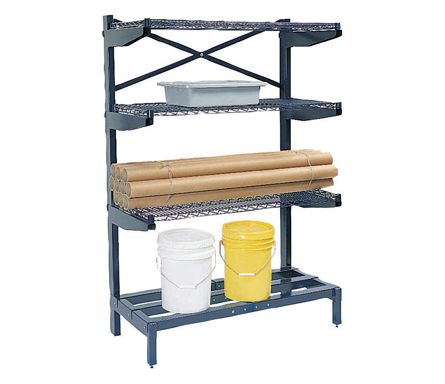 Pharmaceutical Supplies - Cantilever Shelving