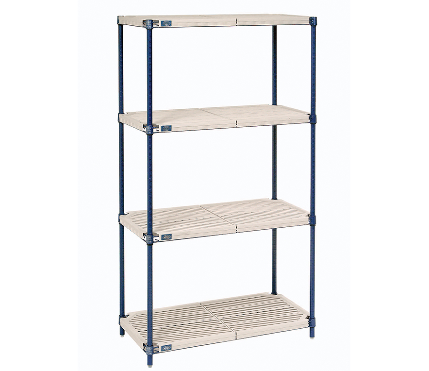 Pharmaceutical Supplies - Plastic Mat Shelving