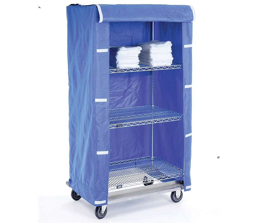 Pharmaceutical Supplies - Cart Covers, Wire Storage