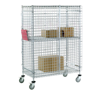 Pharmaceutical Supplies - Wire Storage